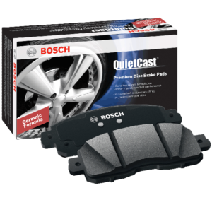 QUIETCAST BRAKE PAD SET