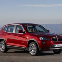 BMW X3 2011 - 2016 F25 CHASSIS