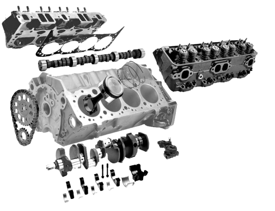 ENGINE PARTS E90 CHASSIS 3 SERIES