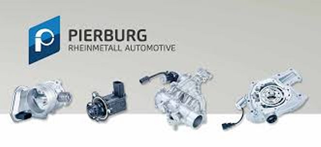 Pierburg Electric Water Pump Kit Bmw 08 13